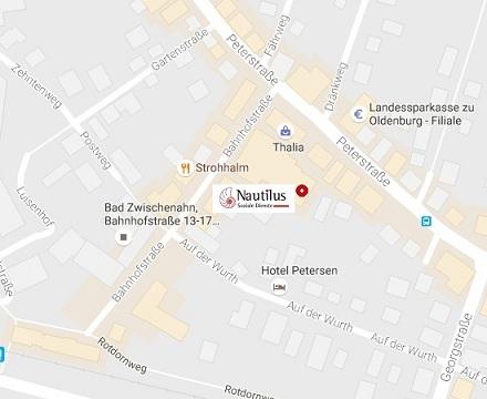 Link zu Google-Maps